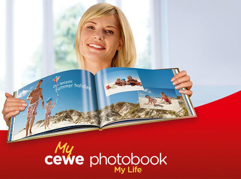 Stampare le foto con cewe