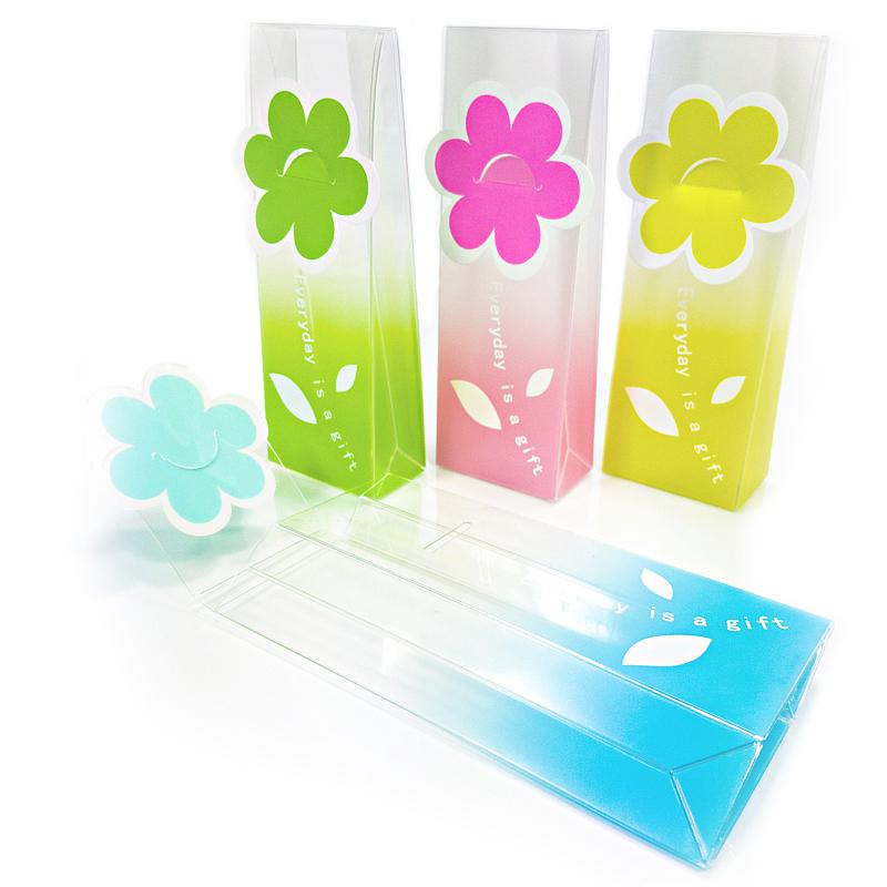 packaging plastica